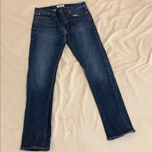 Gap Dark Wash Denim Jeans